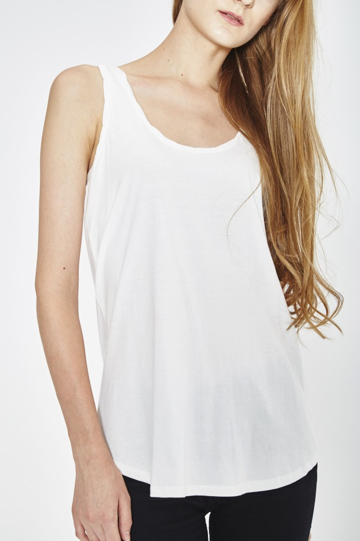 ORGANIC COTTON TANK-TOP