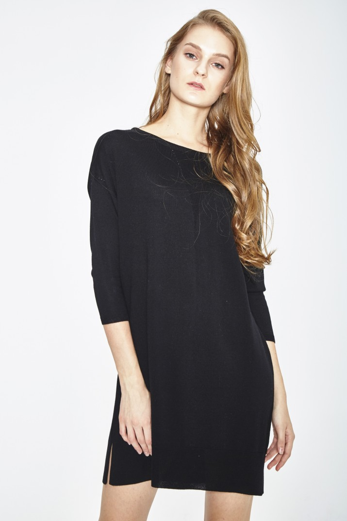 ECO EXTRAFIN MERINO WOOL DRESS