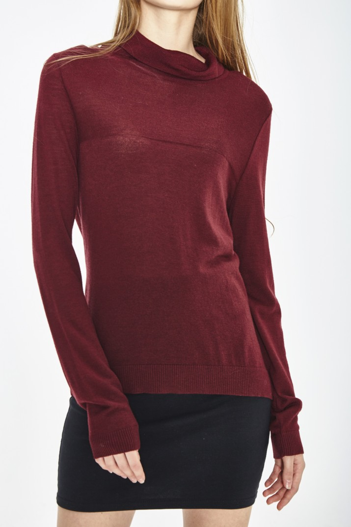 ECO EXTRAFIN MERINO WOOL SWEATER
