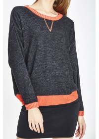 ECO MERINO WOOL & ORGANIC COTTON SWEATER