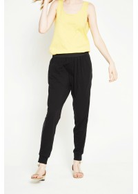 ORGANIC COTTON AND RECYCLED POLYESTER PANTS