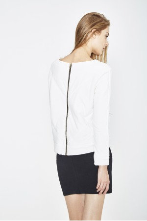 VESTE COTON BIO ET REMBOURRAGE EN PET RECYCLE