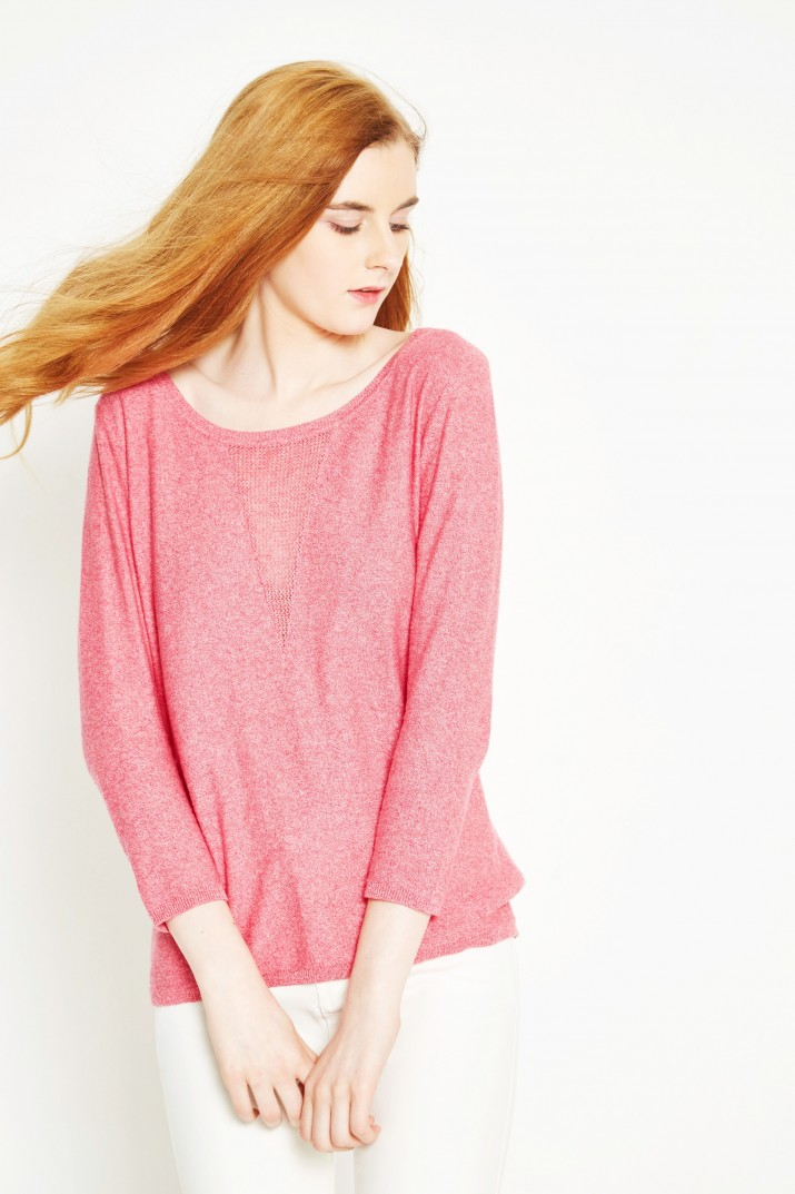 ORGANIC COTTON SWEATER