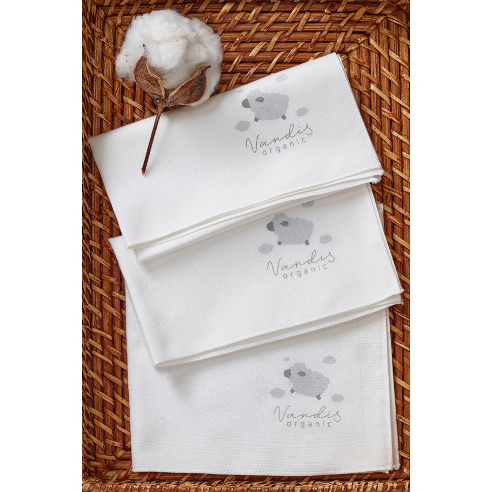 SMALL ORGANIC COTTON TOWEL