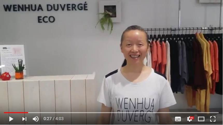 Welcome to WENHUA DUVERGÉ's Eco world !